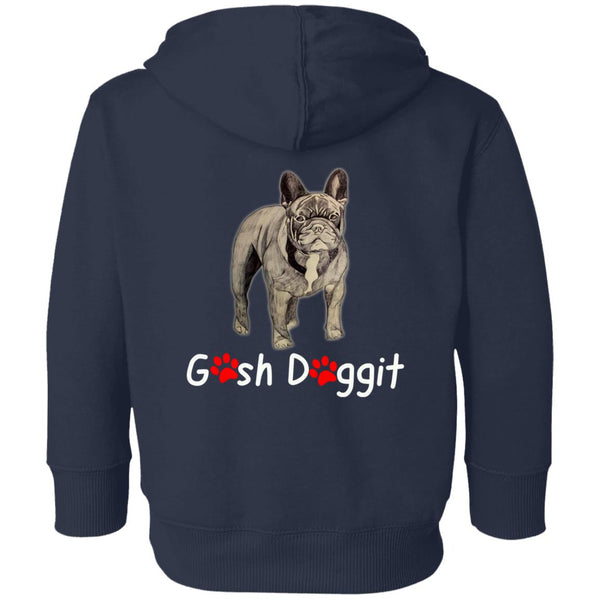 GOSH DOGGIT FRENCH BULL DOG
