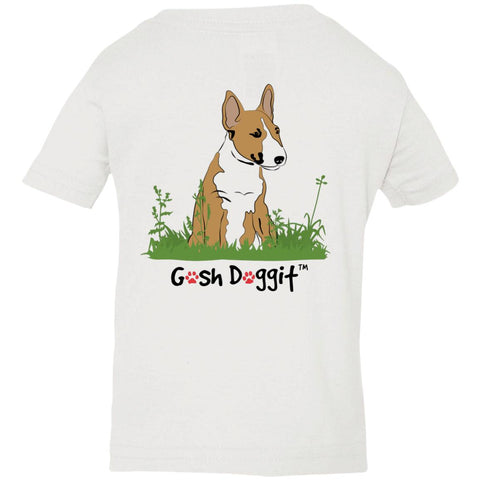 GOSH DOGGIT BULL TERRIER