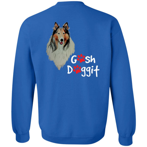 GOSH DOGGIT COLLIE