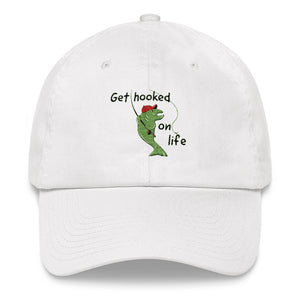 GET HOOKED ON LIFE HAT