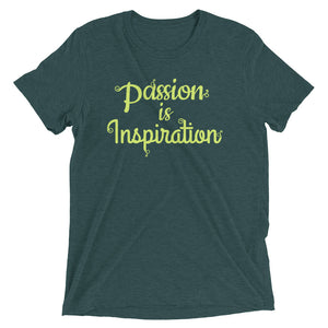 PASSION IS INSPIRATION