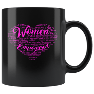 GOSH DOGGIT WOMEN EMPOWERED MUG