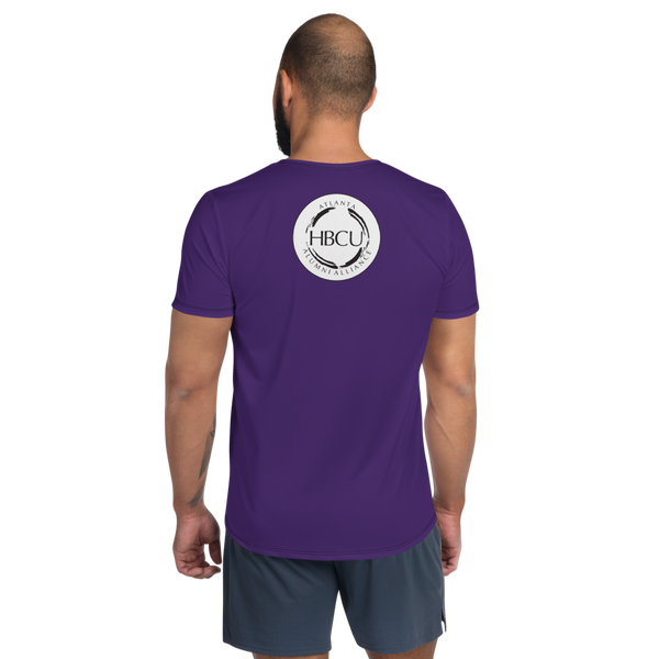 Pray - Love The Run T-shirt in Purple