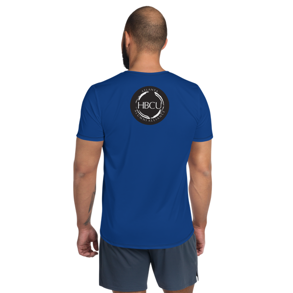 Pray - Love The Run T-shirt in Blue