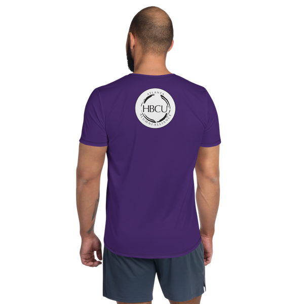 Care - Love The Run T-shirt in Purple
