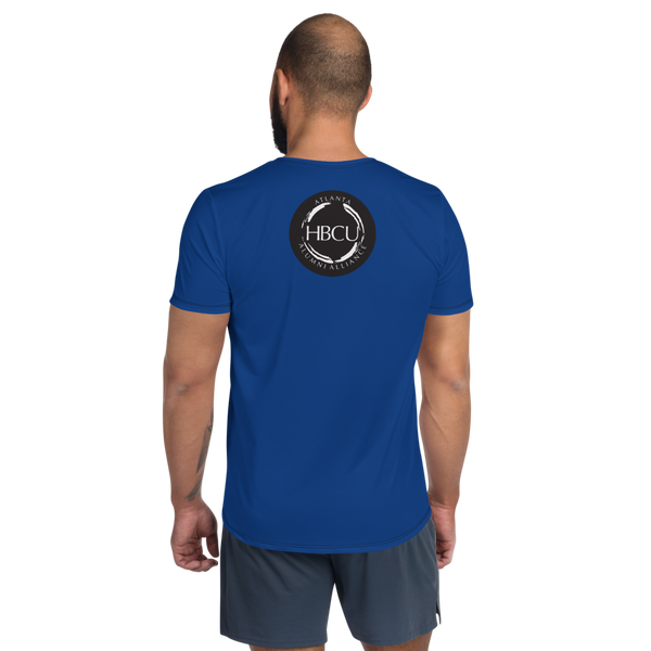 Care - Love The Run T-shirt in Blue