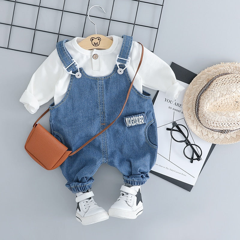 Casual Baby Boy Set