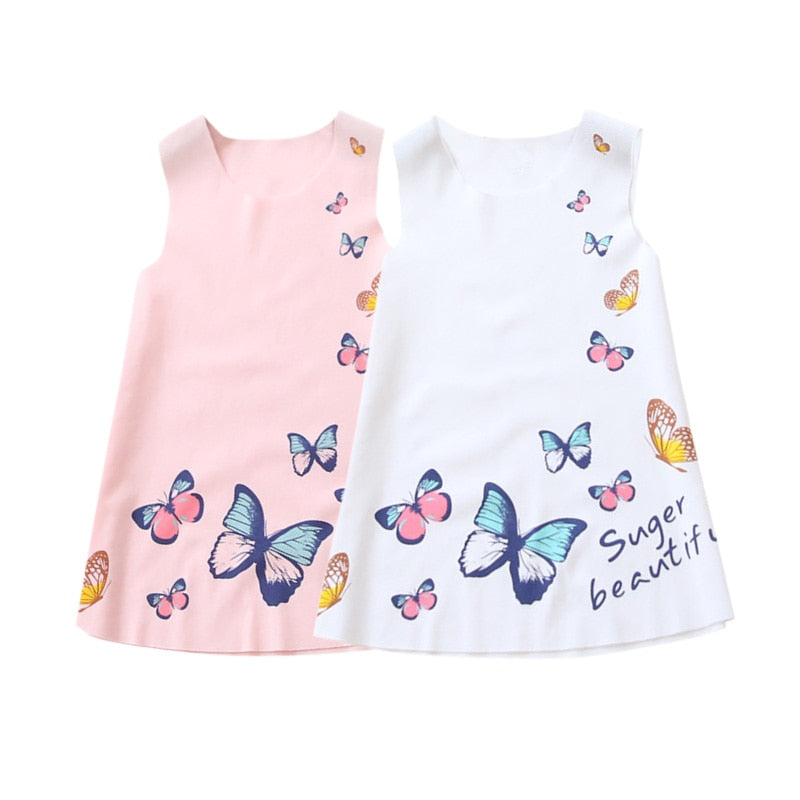 Summer Baby Princess Dress