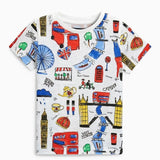 Little Summer Baby Boys Funny T-shirts
