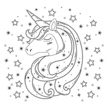 Load image into Gallery viewer, Unicorn Monogram Shirt