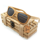 BOBO BIRD Handmade Men women Wood Sunglasses Wooden Eyewear Bamboo sport Glasses in Wood Box Dropshipping custom logo