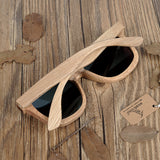 BOBO BIRD Men Women Wood Wooden Sunglasses New Fashion Handmade Cute Design gafas de sol steampunk Cool Sun Glasses BS04