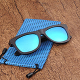Black unisex classics (Polarized 400 UV protection)