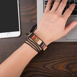 OUT-Casual wooden bracelet