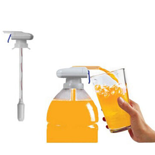 HOT Automatic Drinks Dispenser Fruit Juice Magic Tap White