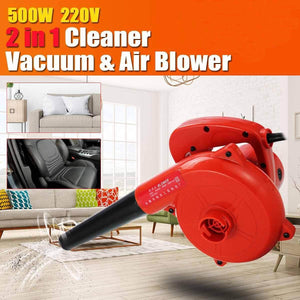 Heavy Duty 2 in 1 Electric Air Blower & Vacuum