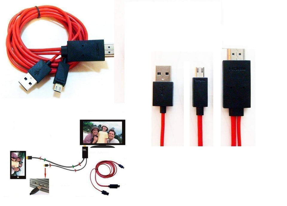 Android-to-TV HDMI Cable