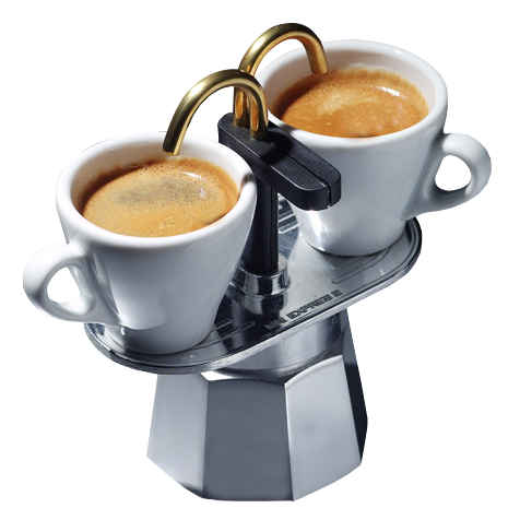 מקינטה Bialetti Mini Express Double