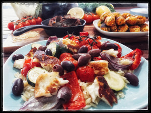 Colourful And Delicious Greek 6 Course Feast (26/03)