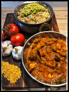 Exciting, Quick And Easy Indian 5 Course Menu (21/04)