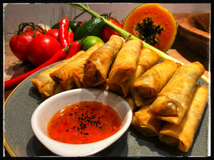 Vibrant And Colourful Thai Menu Children's Easter School Holiday Classes  Ages 8 to 16       April 9th  10am -12.30pm