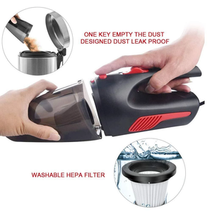 Vacuum Cleaner with Strong Suction, Wet/Dry Dual-use