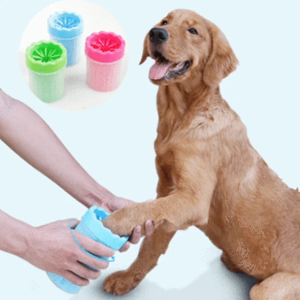 🔥Hot Sale🔥 Portable Pet Paw Cleaner Cup