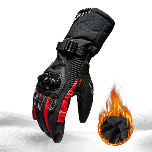 Outdoor Winter Warm Gloves 100% Waterproof Windproof