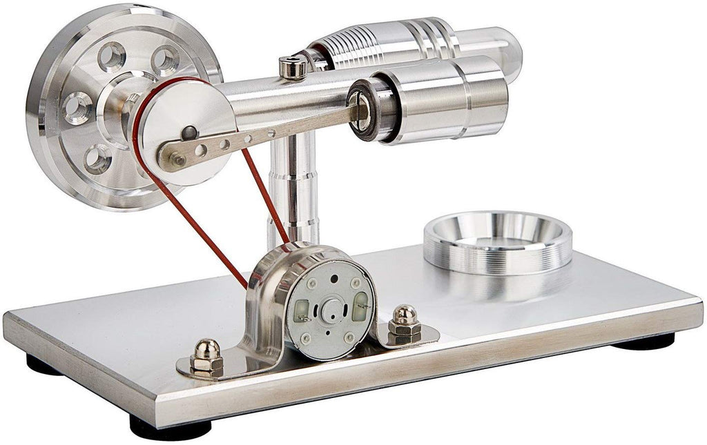 Stirling Engine Educational Toy