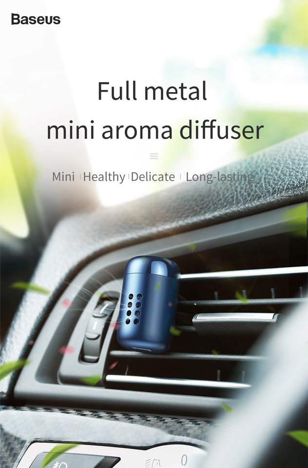 Car Air Freshener Aromatherapy Solid