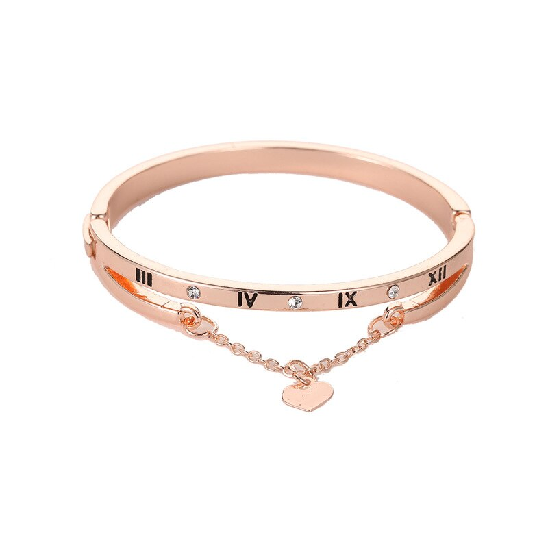 2019 Metal Heart Designer Statement Bracele