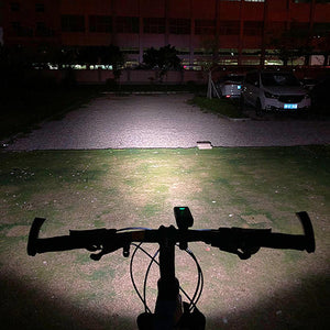 Highlight Bicycle Light Flashlight