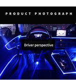 5m Car Interior USB Atmosphere Lamp