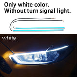 Flexible DRL LED Night & Daytime Running Light Strip