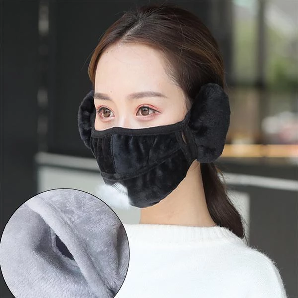 Winter Warmer Ear Mouth Mask