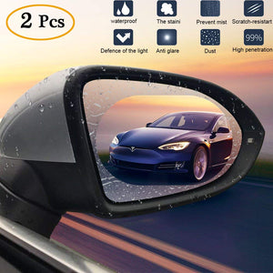 Anti Fog and Waterproof Car Rearview Mirror Protective Film