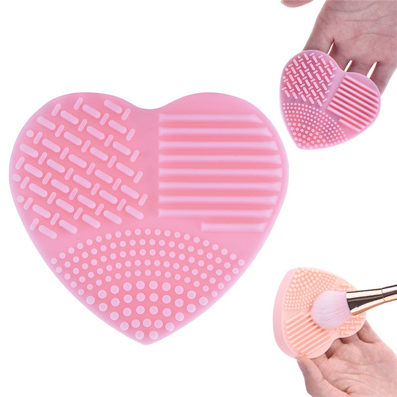 Silica Cleaning Tools for makeup brushes