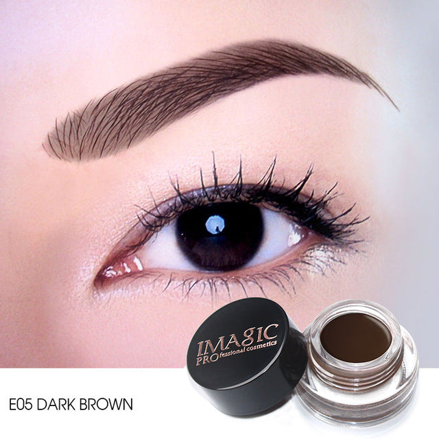 Professional Eyebrow Gel 6 Colors