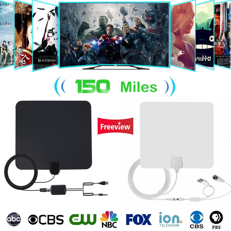 FREE HDTV CABLE ANTENNA 4K