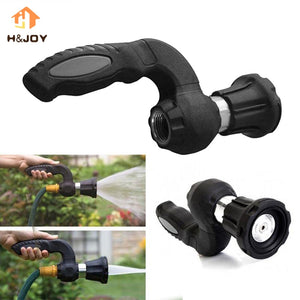 Mighty Power Hose Blaster Fireman'S Nozzle Lawn Garden Super Powerful
