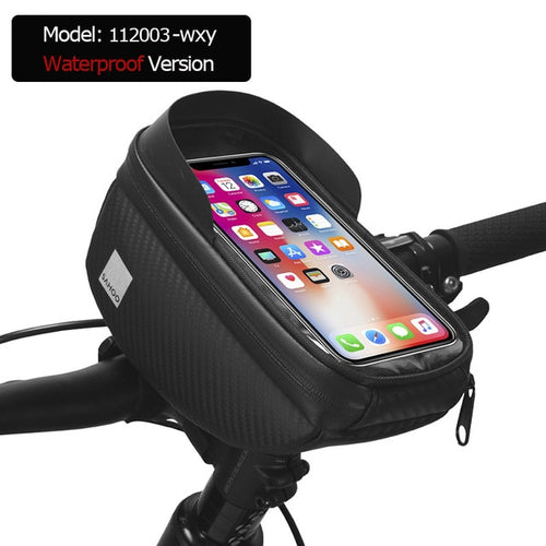 Bicycle Mobile Phone Bag For Smart Phone