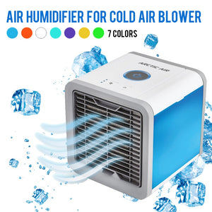 USB Mini Portable Air Conditioner Humidifier