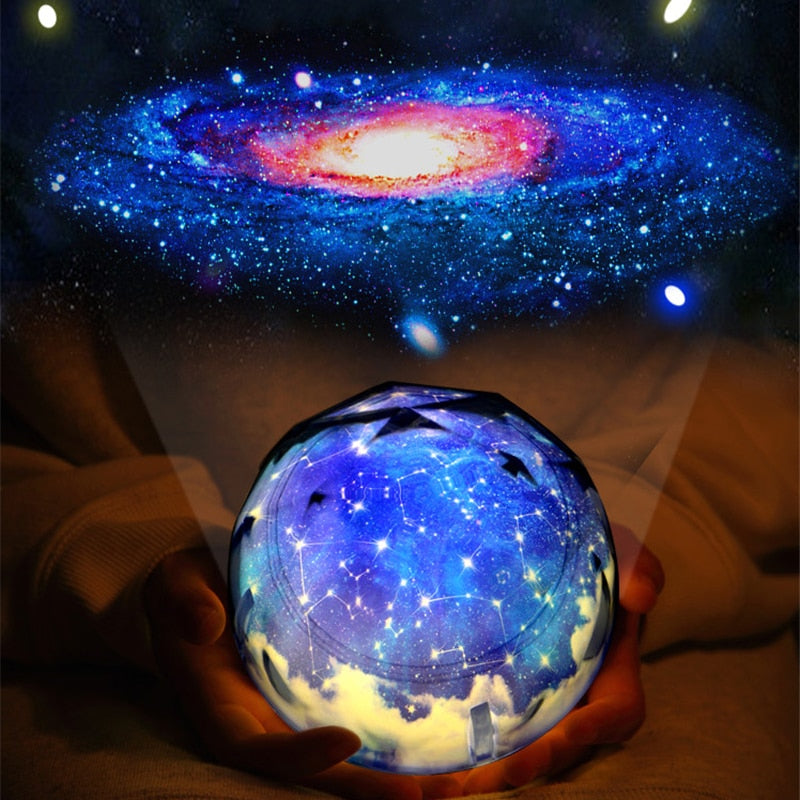 Stars Starry Sky LED Night Light,50%Off-Only this Week