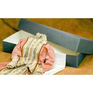 Wedding Dress Acid-Free Storage Boxes and Tissue Paper