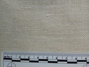 Linen Twill Fabric for Crewel Work - Offcuts