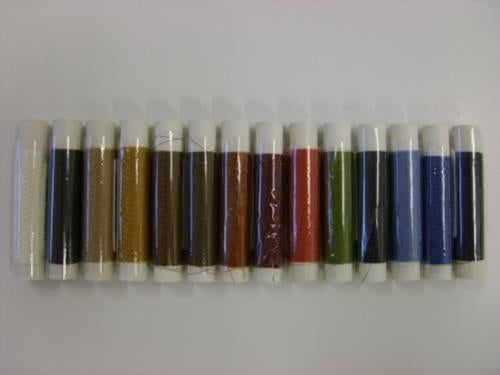 Full Set (14 Shades) of Ultrafyne Polyester 120's Sewing Threads