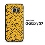 Animal Cheetah Skin 01 Samsung Galaxy S7 Case