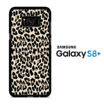 Animal Cheetah Skin 02 Samsung Galaxy S8 Plus Case