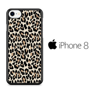 Animal Cheetah Skin 02 iPhone 8 Case
