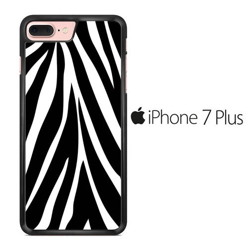 Animal Zebra Skin 02 iPhone 7 Plus Case
